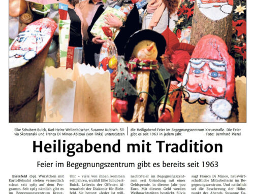 Heiligabend mit Tradition